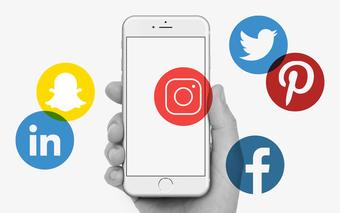 GA-Social Media Mapping