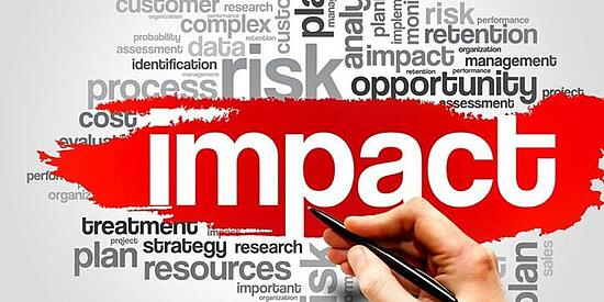Impact work stock image for event Social Impact of Business with Maija Renko