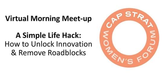 Morning Meetup | A Simple Life Hack- Unlock Innovation & Remove Roadblocks