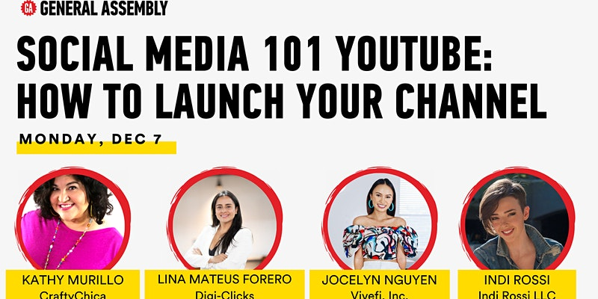 Social Media 101 with GA Event Thumbnail