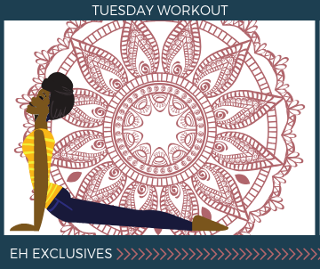 Morning Yoga Flow With Tasha Liberman