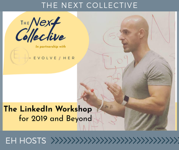 LinkedIn Workshop for 2019 and Beyond