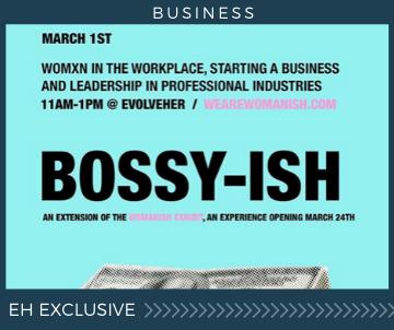 Bossy-ish