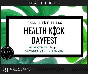 Health Kick Day Fest