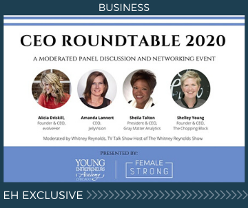 CEO Roundtable with YEA! Chicago