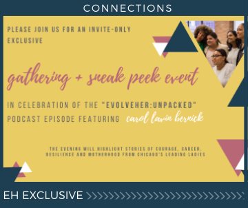 EvolveHer: Unpacked Podcast Exclusive Sneak Peak
