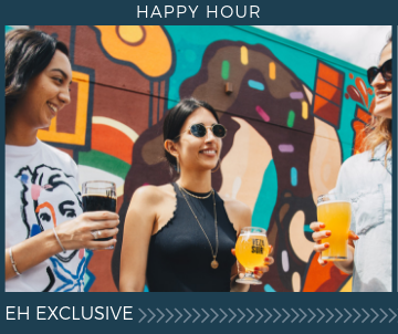 Happy Hour at EvolveHer