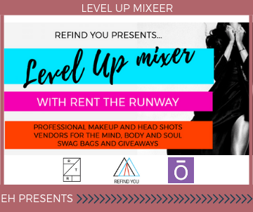 Level Up Mixer