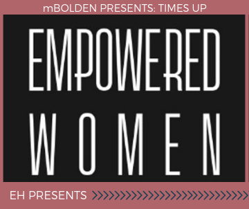 mBolden Presents: Times Up