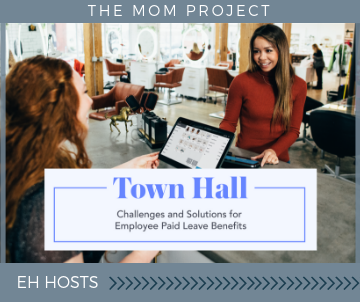 Town Hall with The Mom Project