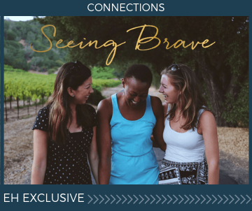 Seeing Brave: An Evening of Sisterhood and Social Impact