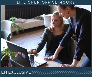 Lite Open Office Hours